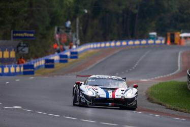#83 AF CORSE / ITA / Ferrari 488 GTE EVO - 24h of Le Mans - Circuit de la Sarthe - Le Mans - France -