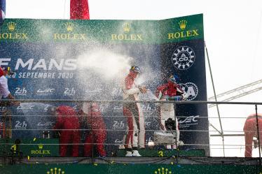 LM GTE M Podium - 24h of Le Mans - Circuit de la Sarthe - Le Mans - France -