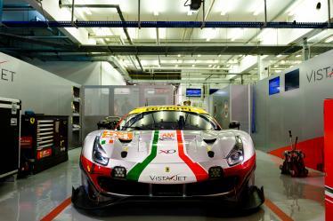 #54 AF CORSE / ITA / Ferrari 488 GTE EVO - - 8 hours of Bahrain - Bahrain International Circuit - Sakhir - Bahrain