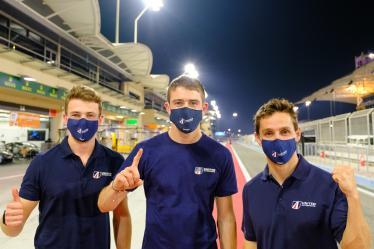#22 UNITED AUTOSPORTS / USA / Oreca 07 - Gibson - Philip Hanson (GBR) / Filipe Albuquerque (PRT) / Oliver Jarvis (GBR) -- 8 hours of Bahrain - Bahrain International Circuit - Sakhir - Bahrain