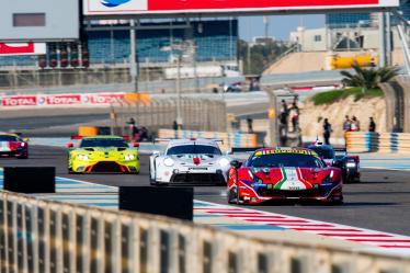 #51 AF CORSE / ITA / Ferrari 488 GTE EVO -- 8 hours of Bahrain - Bahrain International Circuit - Sakhir - Bahrain
