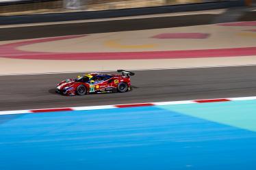 #71 AF CORSE / ITA / Ferrari 488 GTE EVO -- 8 hours of Bahrain - Bahrain International Circuit - Sakhir - Bahrain