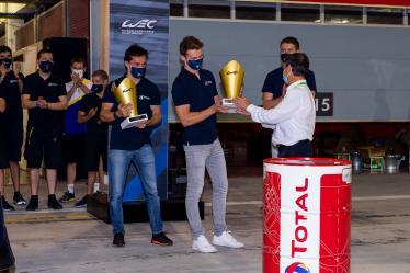 #22 UNITED AUTOSPORTS / USA / Oreca 07 - Gibson - Philip Hanson (GBR) / Filipe Albuquerque (PRT) / Oliver Jarvis (GBR) - Champions LMP2  -- 8 hours of Bahrain - Bahrain International Circuit - Sakhir - Bahrain