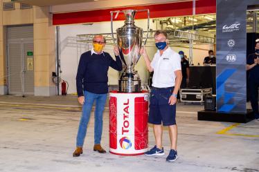 LMP2 Trophy - Richard Mille - Richard Dean - #22 UNITED AUTOSPORTS / USA - 8 hours of Bahrain - Bahrain International Circuit - Sakhir - Bahrain