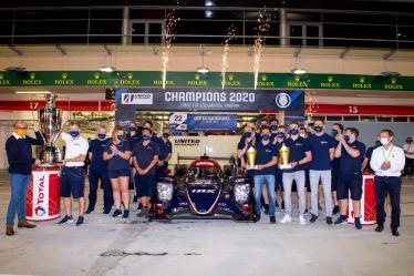 LMP2 FIA ENDURANCE TROPHY - #22 UNITED AUTOSPORTS / USA / Oreca 07 - Gibson -- 8 hours of Bahrain - Bahrain International Circuit - Sakhir - Bahrain
