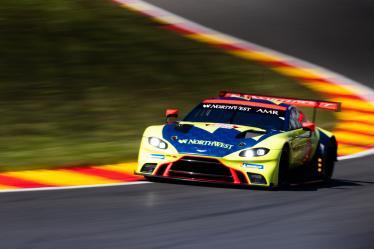 #98 ASTON MARTIN RACING / GBR / Aston Martin V8 Vantage - Official Prologue - Spa-Francorchamps - Stavelot - Belgium -