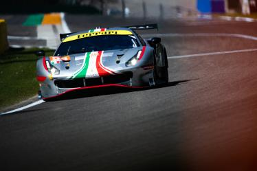 #54 AF CORSE / ITA / Ferrari 488 GTE EVO -  Official Prologue - Spa-Francorchamps - Stavelot - Belgium -