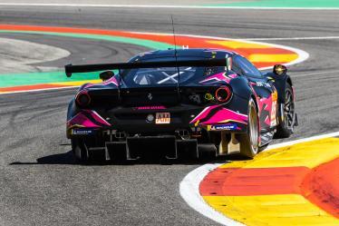 #85 IRON LYNX / ITA / Ferrari 488 GTE EVO - Official Prologue - Spa-Francorchamps - Stavelot - Belgium -
