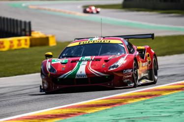 #52 AF CORSE / ITA / Ferrari 488 GTE EVO - Official Prologue - Spa-Francorchamps - Stavelot - Belgium -