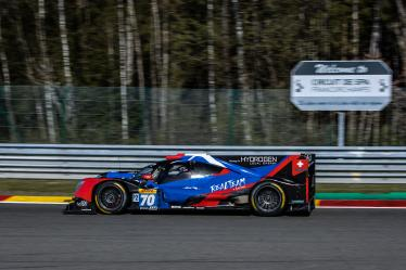 #70 REAL TEAM RACING / CHE / Oreca 07 - Gibson - Official Prologue - Spa-Francorchamps - Stavelot - Belgium -