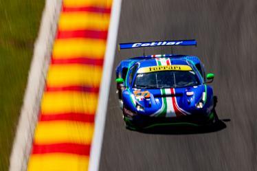 #47 CETILAR RACING / ITA / Ferrari 488 GTE EVO - Official Prologue - Spa-Francorchamps - Stavelot - Belgium -