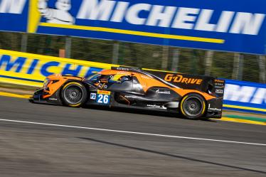 #26 G-DRIVE RACING / RAF / Aurus 01 - Gibson - Official Prologue - Spa-Francorchamps - Stavelot - Belgium -