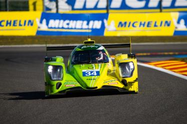 #34 INTER EUROPOL COMPETITION / POL / Oreca 07 - Gibson - Official Prologue - Spa-Francorchamps - Stavelot - Belgium -