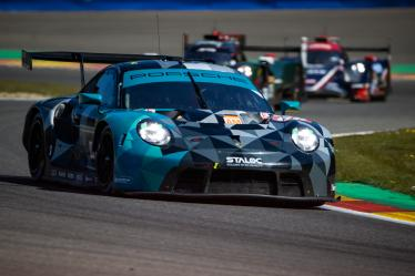 #88 DEMPSEY-PROTON RACING / DEU / Porsche 911 RSR - Official Prologue - Spa-Francorchamps - Stavelot - Belgium -