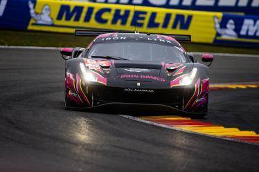 #85 IRON LYNX / ITA / Ferrari 488 GTE EVO - Total 6h of Spa Francorchamps - Spa-Francorchamps - Stavelot - Belgium -