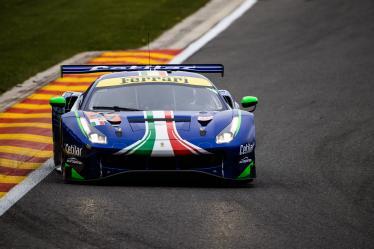 #47 CETILAR RACING / ITA / Ferrari 488 GTE EVO - Total 6h of Spa Francorchamps - Spa-Francorchamps - Stavelot - Belgium -