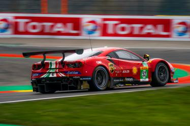 #52 AF CORSE / ITA / Ferrari 488 GTE EVO - Total 6h of Spa-Francorchamps - Spa-Francorchamps - Stavelot - Belgium -