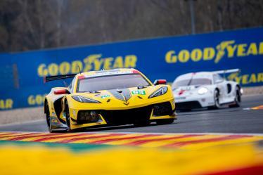 #63 CORVETTE RACING / USA / Corvette C8.R - Total 6h of Spa-Francorchamps - Spa-Francorchamps - Stavelot - Belgium -