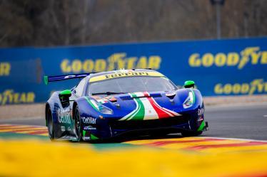 #47 CETILAR RACING / ITA / Ferrari 488 GTE EVO - Total 6h of Spa-Francorchamps - Spa-Francorchamps - Stavelot - Belgium -