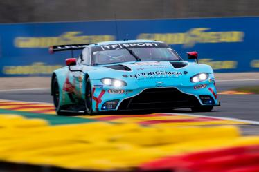 #33 TF SPORT / GBR / Aston Martin V8 Vantage - Total 6h of Spa-Francorchamps - Spa-Francorchamps - Stavelot - Belgium -