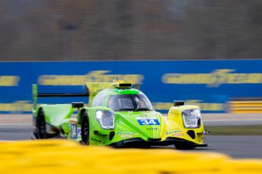 #34 INTER EUROPOL COMPETITION / POL / Oreca 07 - Gibson - Total 6h of Spa-Francorchamps - Spa-Francorchamps - Stavelot - Belgium -