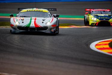 #54 AF CORSE / ITA / Ferrari 488 GTE EVO -  Total 6h of Spa-Francorchamps - Spa-Francorchamps - Stavelot - Belgium -