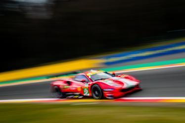#51 AF CORSE / ITA / Ferrari 488 GTE EVO - Total 6h of Spa-Francorchamps - Spa-Francorchamps - Stavelot - Belgium -