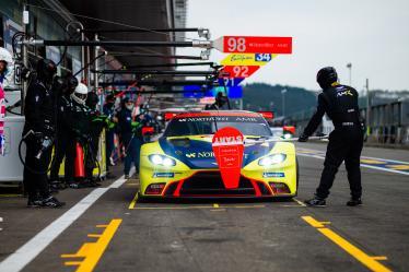 #98 ASTON MARTIN RACING / GBR / Aston Martin V8 Vantage - Total 6h of Spa-Francorchamps - Spa-Francorchamps - Stavelot - Belgium -