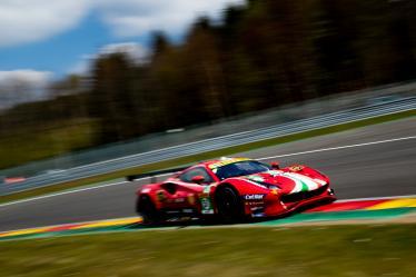 #51 AF CORSE / ITA / Ferrari 488 GTE EVO -Total 6h of Spa-Francorchamps - Spa-Francorchamps - Stavelot - Belgium - Total 6h of Spa-Francorchamps - Spa-Francorchamps - Stavelot - Belgium -