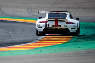 #91 PORSCHE GT TEAM / DEU / Porsche 911 RSR - Total 6h of Spa-Francorchamps - Spa-Francorchamps - Stavelot - Belgium -
