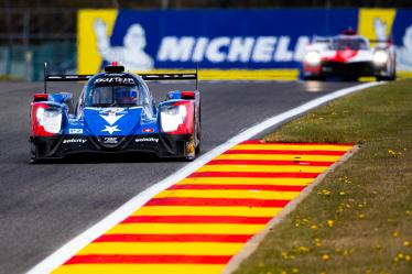 #70 REAL TEAM RACING / CHE / Oreca 07 - Gibson - Total 6h of Spa-Francorchamps - Spa-Francorchamps - Stavelot - Belgium -