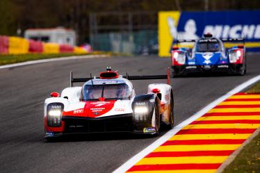 #7 TOYOTA GAZOO RACING / JPN / Toyota GR010 - Hybrid - Hybrid - Total 6h of Spa-Francorchamps - Spa-Francorchamps - Stavelot - Belgium -