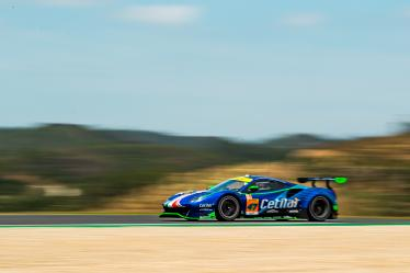 8 hours of Portimao - Autodromo Internacional do Algarve - Portimao - Portugal -#47 CETILAR RACING / ITA / Ferrari 488 GTE EVO -