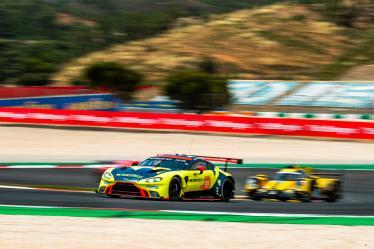 8 hours of Portimao - Autodromo Internacional do Algarve - Portimao - Portugal -#98 ASTON MARTIN RACING / GBR / Aston Martin V8 Vantage -