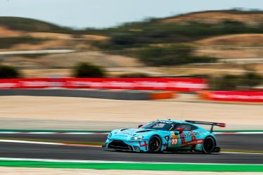 8 hours of Portimao - Autodromo Internacional do Algarve - Portimao - Portugal -#33 TF SPORT / GBR / Aston Martin V8 Vantage -