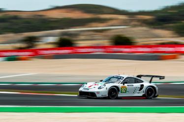 8 hours of Portimao - Autodromo Internacional do Algarve - Portimao - Portugal -#92 PORSCHE GT TEAM / DEU / Porsche 911 RSR -