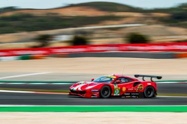 8 hours of Portimao - Autodromo Internacional do Algarve - Portimao - Portugal -#51 AF CORSE / ITA / Ferrari 488 GTE EVO -