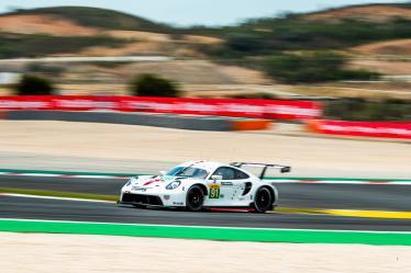 8 hours of Portimao - Autodromo Internacional do Algarve - Portimao - Portugal -#91 PORSCHE GT TEAM / DEU / Porsche 911 RSR -