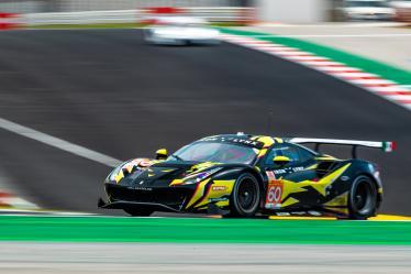 8 hours of Portimao - Autodromo Internacional do Algarve - Portimao - Portugal -#60 IRON LYNX / ITA / Ferrari 488 GTE EVO -