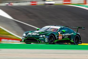 8 hours of Portimao - Autodromo Internacional do Algarve - Portimao - Portugal -#777 D'STATION RACING / JPN / Aston Martin V8 Vantage -