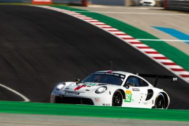 8 hours of Portimao - Autodromo Internacional do Algarve - Portimao - Portugal - #56 TEAM PROJECT 1 / DEU / Porsche 911 RSR -