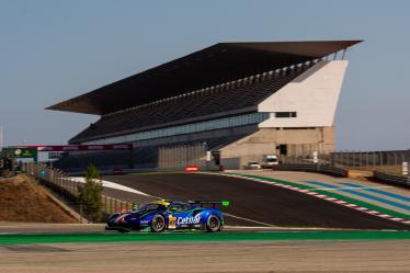 #47 CETILAR RACING / ITA / Ferrari 488 GTE EVO - 8 hours of Portimao - Autodromo Internacional do Algarve - Portimao - Portugal -