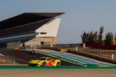 #57 KESSEL RACING / CHE / Ferrari 488 GTE EVO - 8 hours of Portimao - Autodromo Internacional do Algarve - Portimao - Portugal -