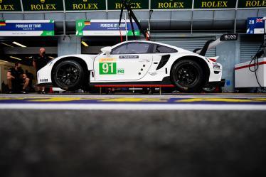 #91 PORSCHE GT TEAM / DEU / Porsche 911 RSR -  6 hours of Monza - Autodromo Nazionale Monza - Monza - Italy -