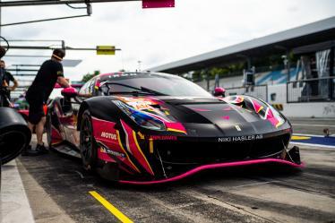 #85 IRON LYNX / ITA / Ferrari 488 GTE EVO - 6 hours of Monza - Autodromo Nazionale Monza - Monza - Italy -