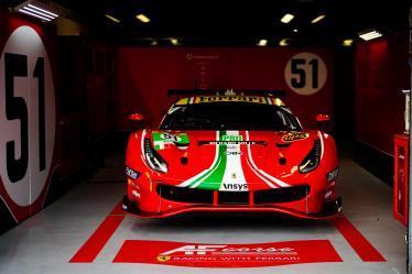 #51 AF CORSE / ITA / Ferrari 488 GTE EVO - 6 hours of Monza - Autodromo Nazionale Monza - Monza - Italy -