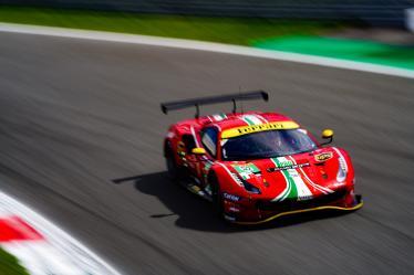 #54 AF CORSE / ITA / Ferrari 488 GTE EVO -  6 hours of Monza - Autodromo Nazionale Monza - Monza - Italy -