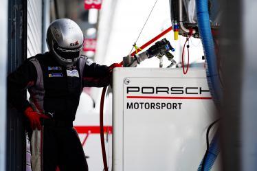 Mechanic -#92 PORSCHE GT TEAM / DEU / Porsche 911 RSR -  6 hours of Monza - Autodromo Nazionale Monza - Monza - Italy -
