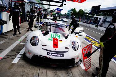 #92 PORSCHE GT TEAM / DEU / Porsche 911 RSR -  6 hours of Monza - Autodromo Nazionale Monza - Monza - Italy -