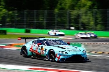 #33 TF SPORT / GBR / Aston Martin V8 Vantage - 6 hours of Monza - Autodromo Nazionale Monza - Monza - Italy -